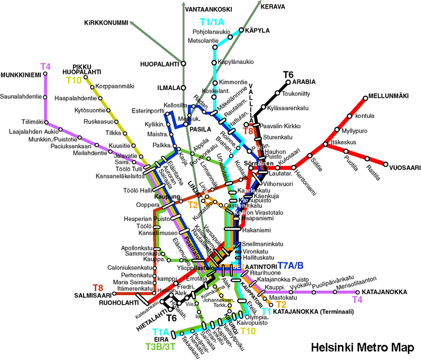 la subway map with Finlandia on Finlandia furthermore Cornerstone Stockholm besides Muoversi Ad Amsterdam furthermore Plan Du Metro De Paris together with 546705351 Metro Lyon.