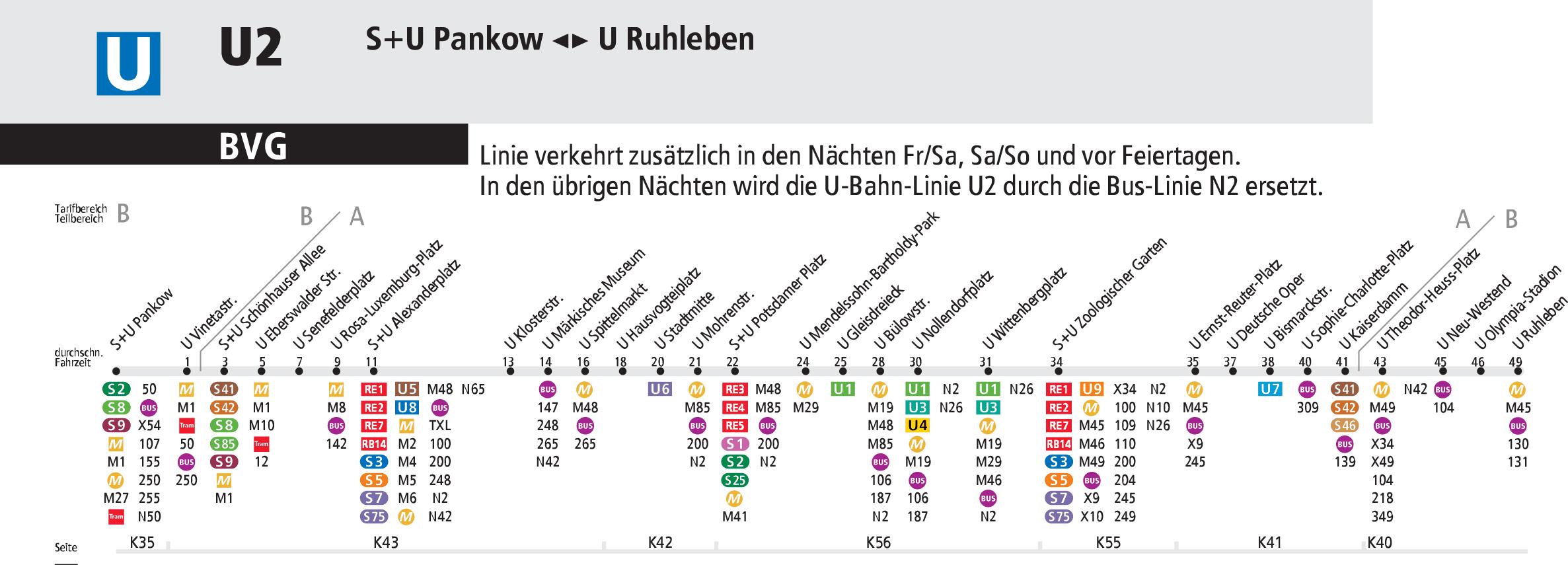 100 Berlin Metro Map U Bahn Hamburg Germany