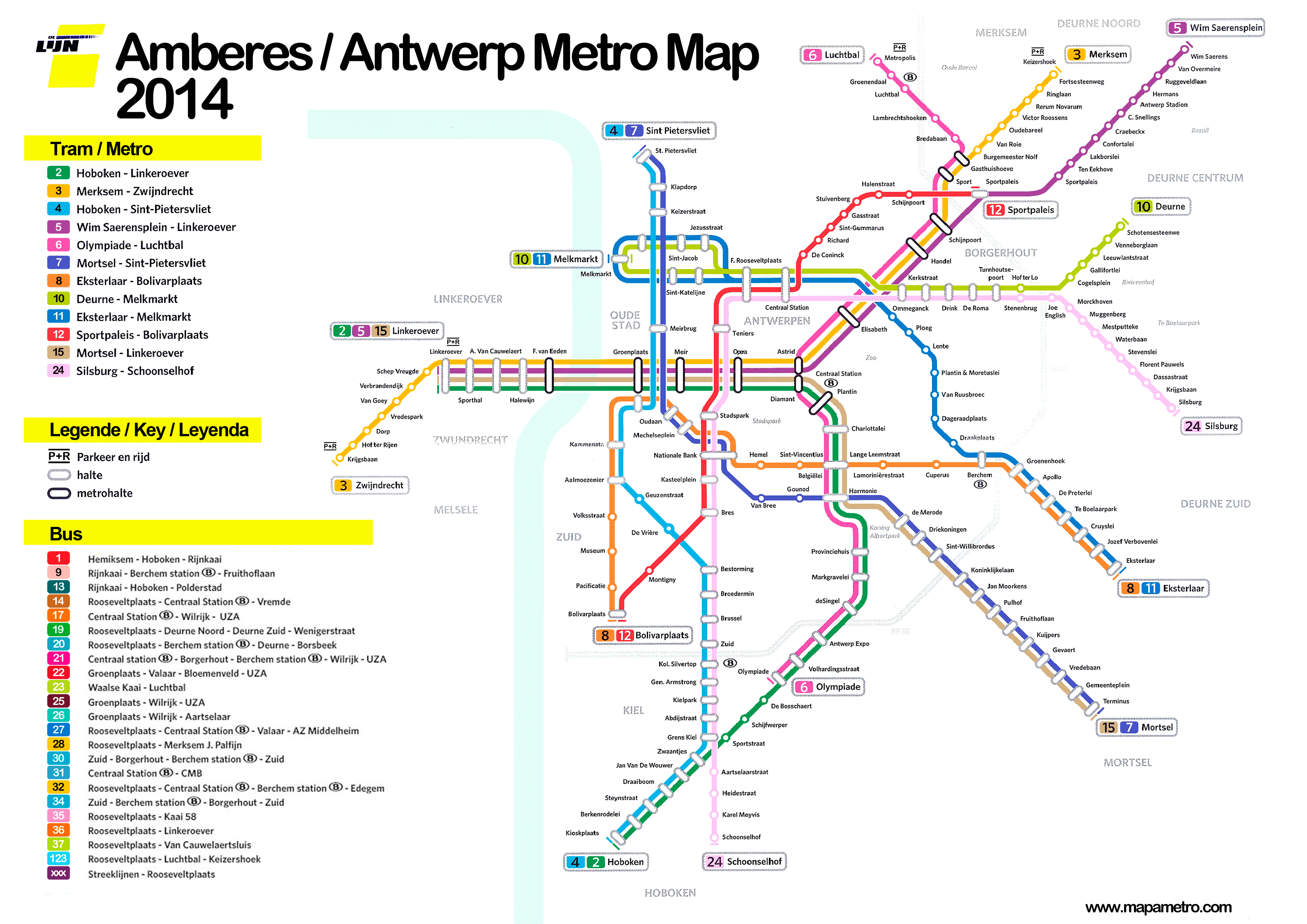 Underground Map Pdf