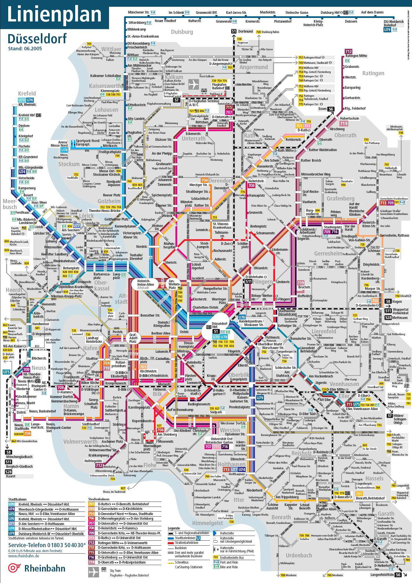 Dusseldorf Subway Map From Airport.Map Meters Dusseldorf Duesseldorf Metro Mapa Metro