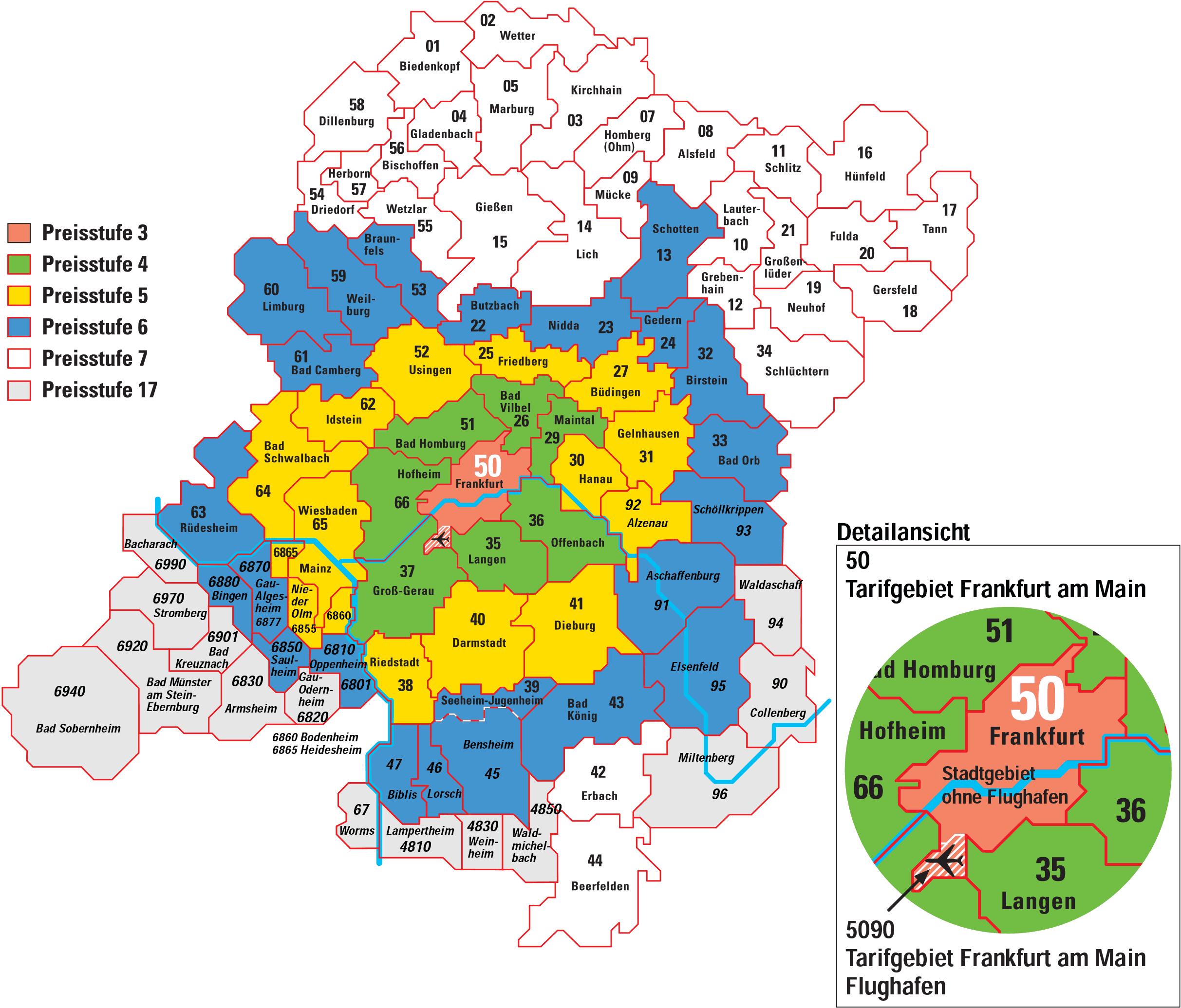 frankfurt mapa Map meter Frankfurt (Frankfurt U Bahn)   Mapa Metro frankfurt mapa