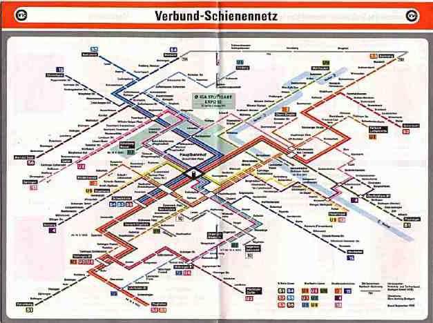 Alemania archivos Mapa Metro
